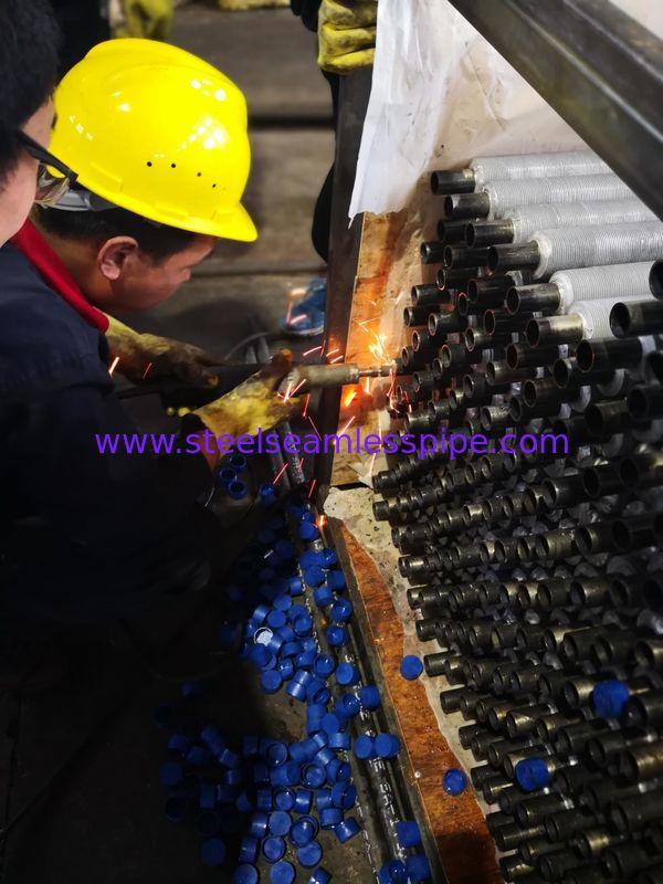 A192 A179 A210 Carbon steel Seamless Wound type Extruded type Welding type Special type finned tubes