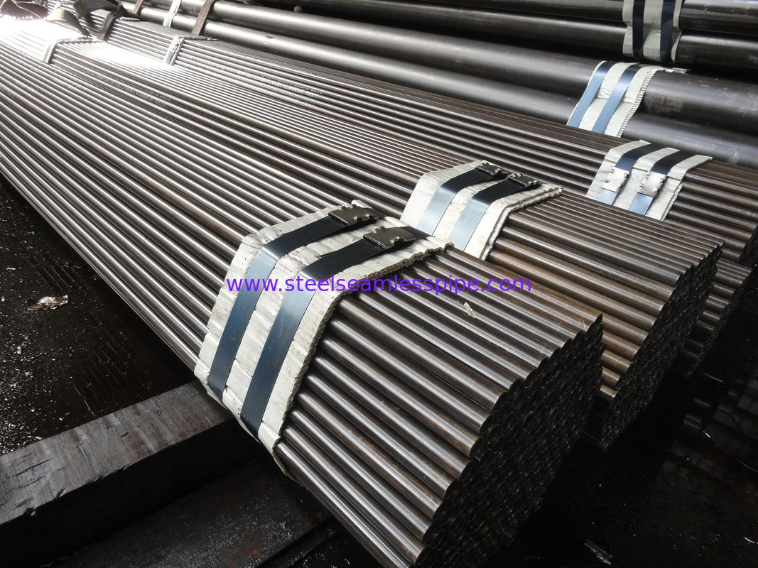 "ASTM A213 / ASME SA213  T5  Alloy Steel Seamless tube 1"" 12 BWG  20FT , Boiler and heat exchanger application"