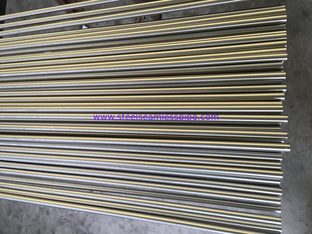 Stainless Steel Tubes Bright Annealed ASTM A213 / ASTM A269 TP304/304L TP316/316L 12.7 X 1.2 X 6000MM