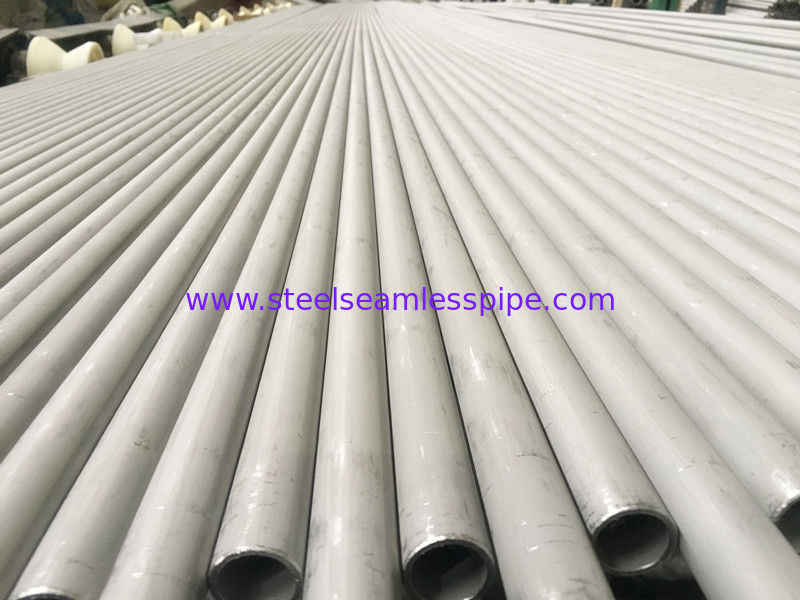 ASTM A213/ A213M- 2017 TP321, 1.4541 Stainless Steel Seamless Tube , Pickled And Solid And Annealed , Min Wall Thickness